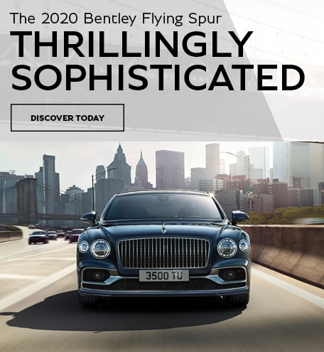 Bentley Flying Spur - Thrillingly Sophisticated