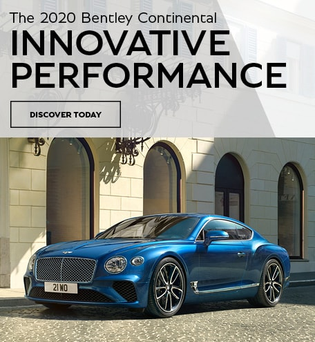 Bentley Continental - Innovative Performance