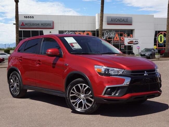 Used 2018 Mitsubishi Outlander Sport 2.0 CUV For Sale in Avondale, AZ
