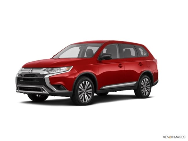 New 2019 Mitsubishi Outlander ES CUV For Sale in Avondale, AZ