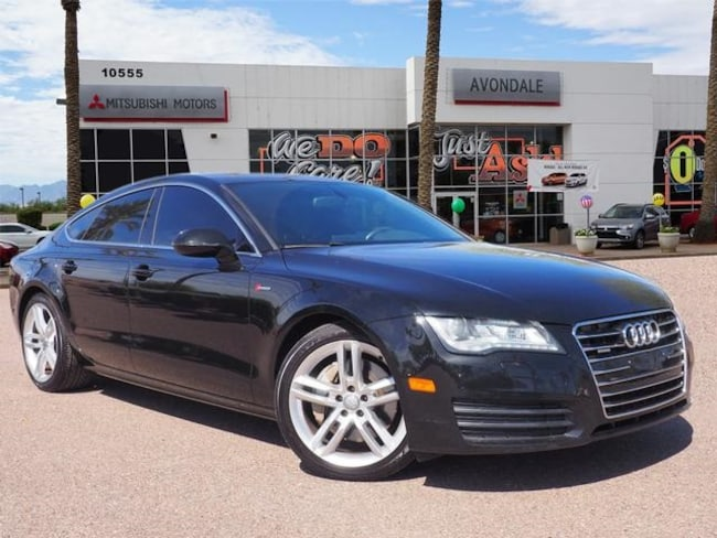 Used 2013 Audi A7 3.0T Premium (Tiptronic) Sedan For Sale in Avondale, AZ