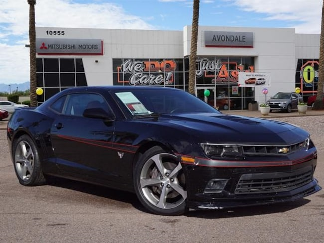 Used 2015 Chevrolet Camaro SS w/2SS Coupe For Sale in Avondale, AZ