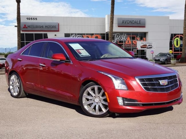 Used 2016 CADILLAC ATS 3.6L Premium Collection Sedan For Sale in Avondale, AZ