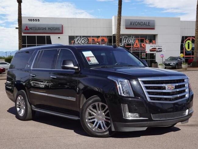 Used 2016 CADILLAC Escalade ESV Standard SUV For Sale in Avondale, AZ
