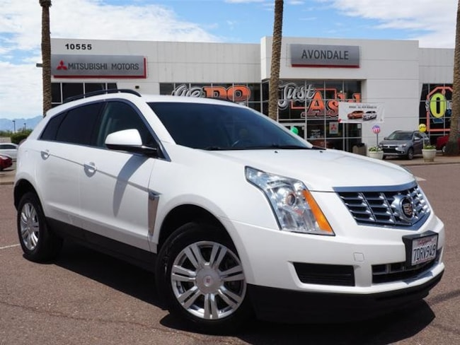 Used 2014 CADILLAC SRX Standard SUV For Sale in Avondale, AZ