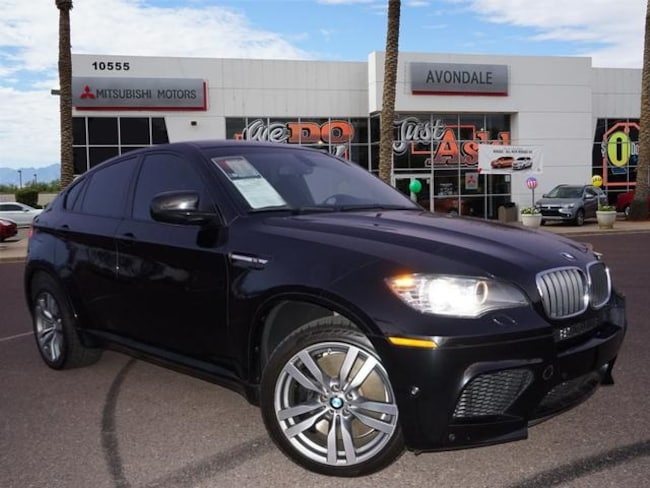 Used 2012 BMW X6 M Sports Activity Coupe For Sale in Avondale, AZ