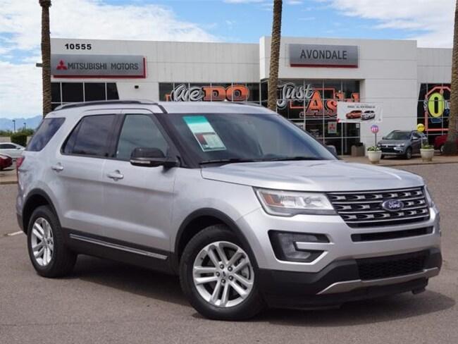 Used 2016 Ford Explorer XLT SUV For Sale in Avondale, AZ