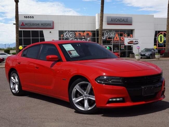 Used 2017 Dodge Charger R/T Sedan For Sale in Avondale, AZ