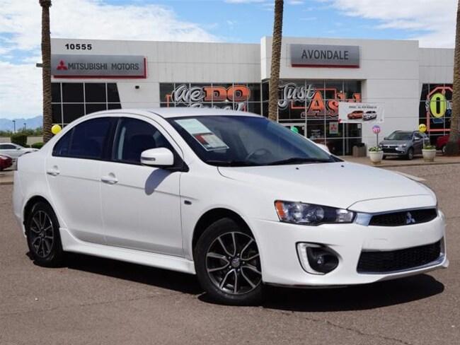 Used 2017 Mitsubishi Lancer Sedan For Sale in Avondale, AZ