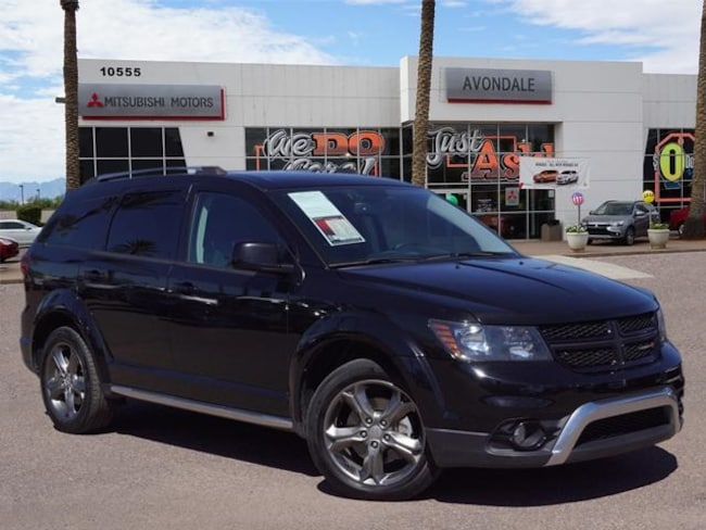Used 2017 Dodge Journey Crossroad SUV For Sale in Avondale, AZ