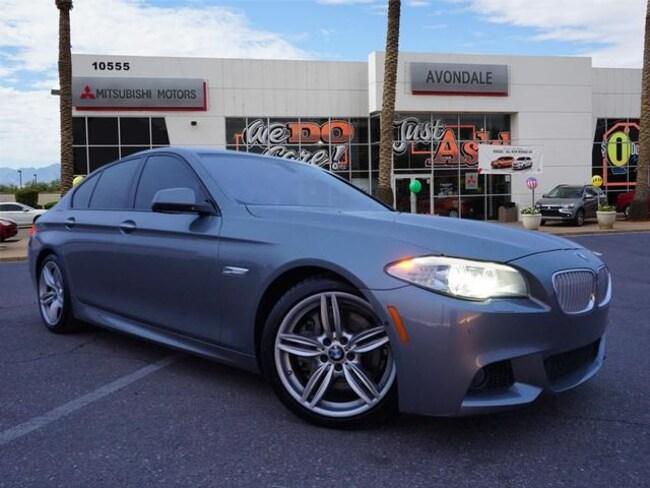 Used 2013 BMW 550i Sedan For Sale in Avondale, AZ