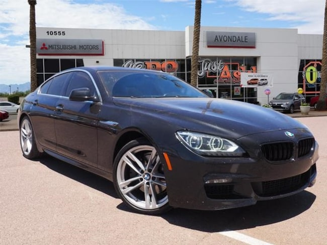 Used 2013 BMW 650i Gran Coupe For Sale in Avondale, AZ