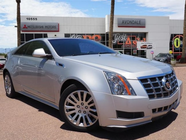 Used 2014 CADILLAC CTS Standard Coupe For Sale in Avondale, AZ