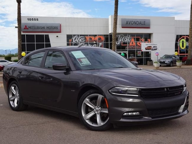 Used 2016 Dodge Charger R/T Sedan For Sale in Avondale, AZ