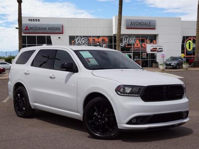 Used 2017 Dodge Durango R/T SUV For Sale in Avondale, AZ