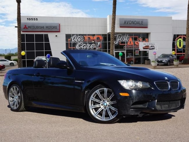 Used 2011 BMW M3 Base Convertible For Sale in Avondale, AZ