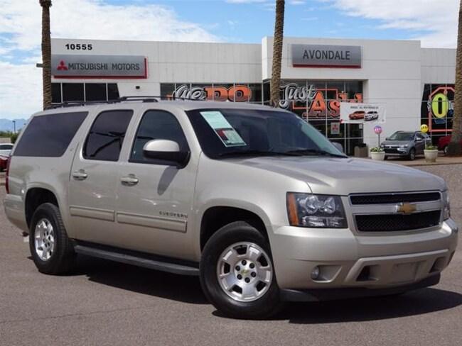 Used 2014 Chevrolet Suburban 1500 LT SUV For Sale in Avondale, AZ