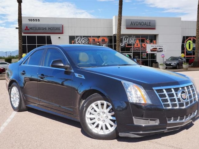 Used 2013 CADILLAC CTS Luxury Sedan For Sale in Avondale, AZ
