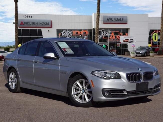 Used 2015 BMW 528i Sedan For Sale in Avondale, AZ
