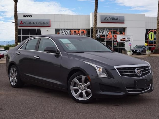 Used 2014 CADILLAC ATS 2.5L Luxury Sedan For Sale in Avondale, AZ