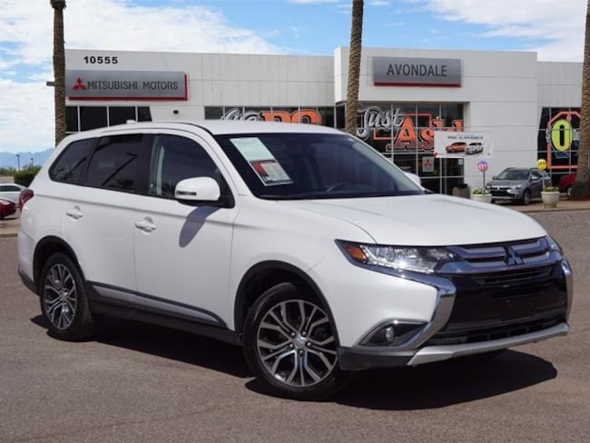 Used 2017 Mitsubishi Outlander CUV For Sale in Avondale, AZ