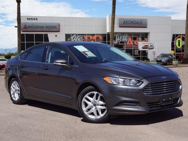 Used 2015 Ford Fusion SE Sedan For Sale in Avondale, AZ