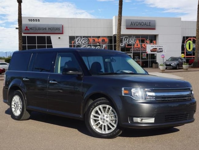 Used 2015 Ford Flex SEL SUV For Sale in Avondale, AZ