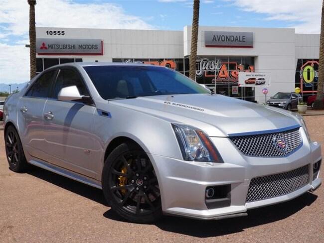 Used 2011 CADILLAC CTS-V Base Sedan For Sale in Avondale, AZ