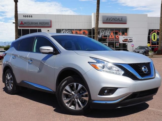Used 2017 Nissan Murano For Sale | Avondale AZ