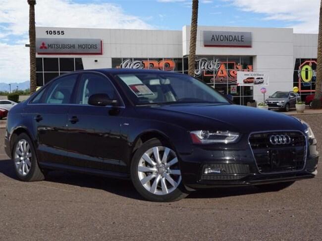 Used 2015 Audi A4 2.0T Premium (Multitronic) Sedan For Sale in Avondale, AZ