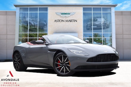 2020 Aston Martin DB11 Volante Convertible