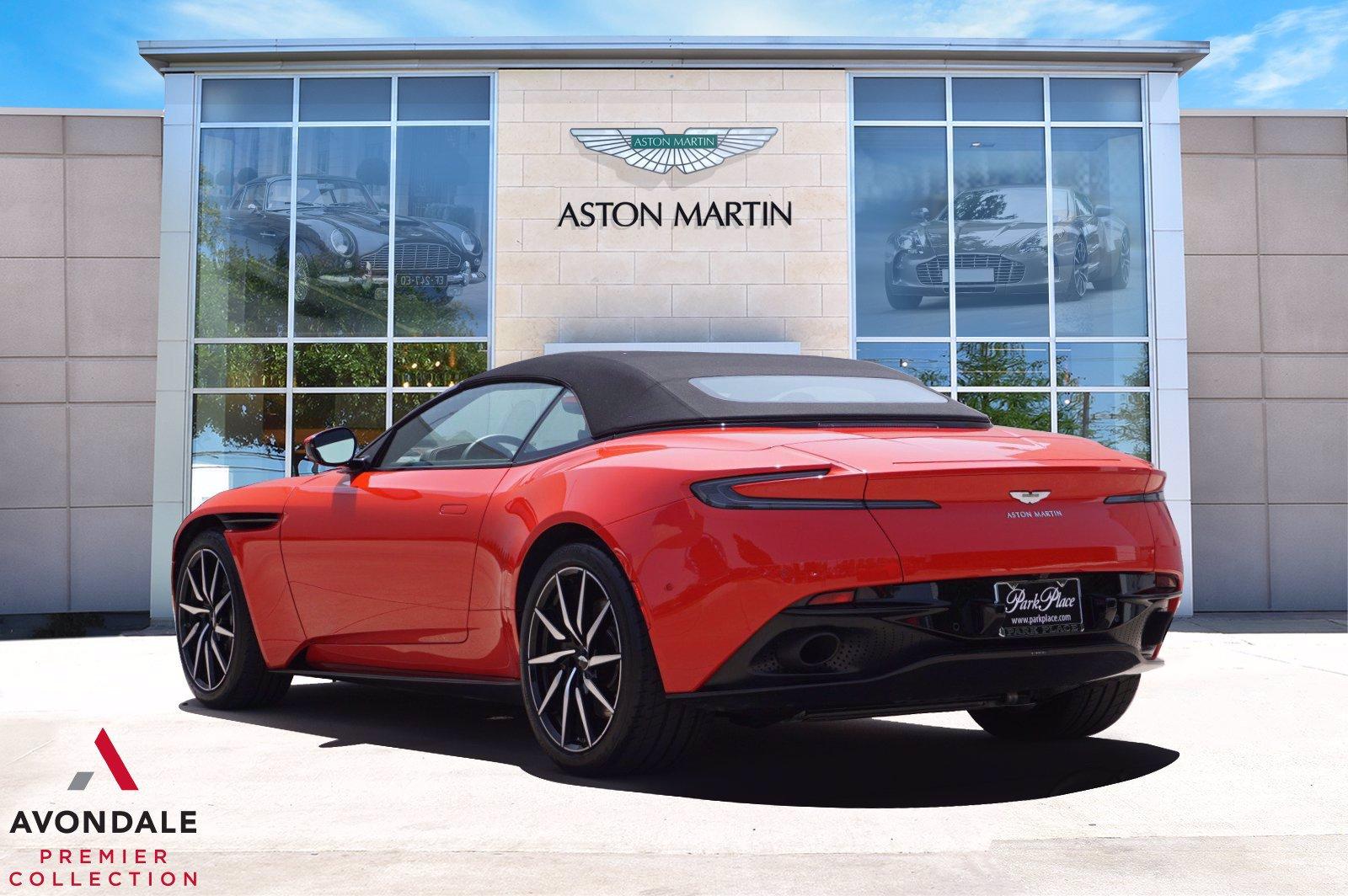 2020 Used Aston Martin Db11 For Sale In Dallas Lgm09202