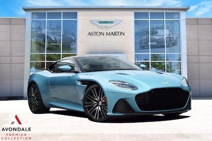 2020 Aston Martin DBS Coupe