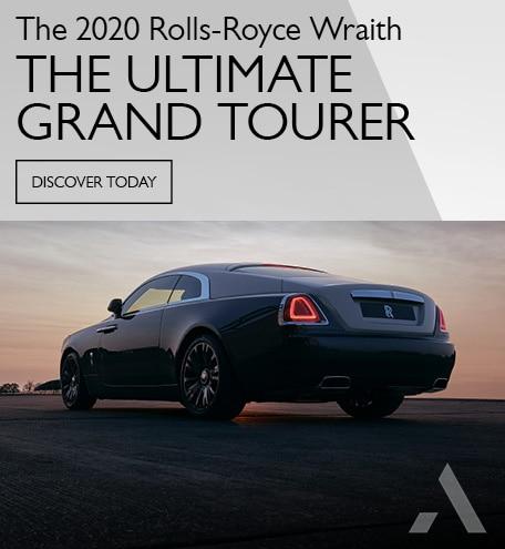Rolls Royce Wraith - The Ultimate Grand Tourer