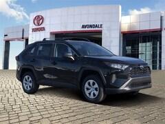 New 2020 Toyota RAV4 LE SUV in Avondale, AZ