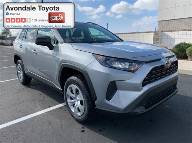 New 2019 Toyota RAV4 LE SUV in Avondale, AZ