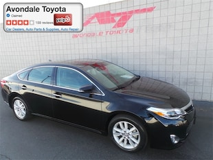2015 Toyota Avalon Limited Sedan