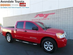 Used 2012 Nissan Titan SV (A5) Truck Crew Cab in Avondale