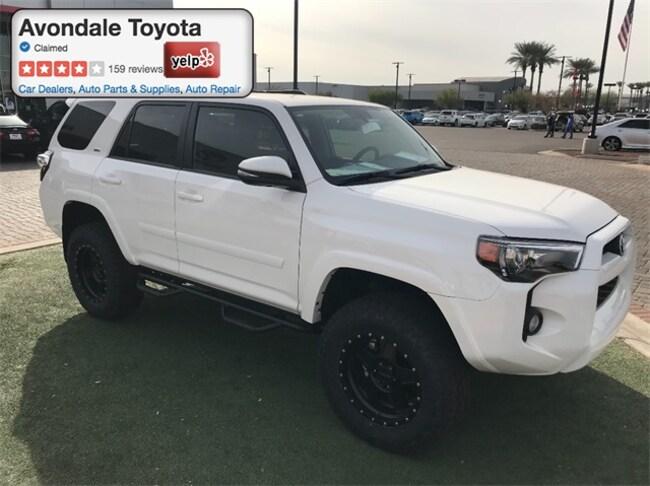 New 2017 Toyota 4Runner SR5 Premium SUV in Avondale, AZ