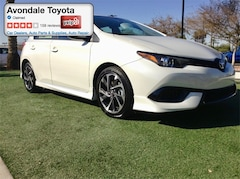 2018 Toyota Corolla iM Base Hatchback Avondale