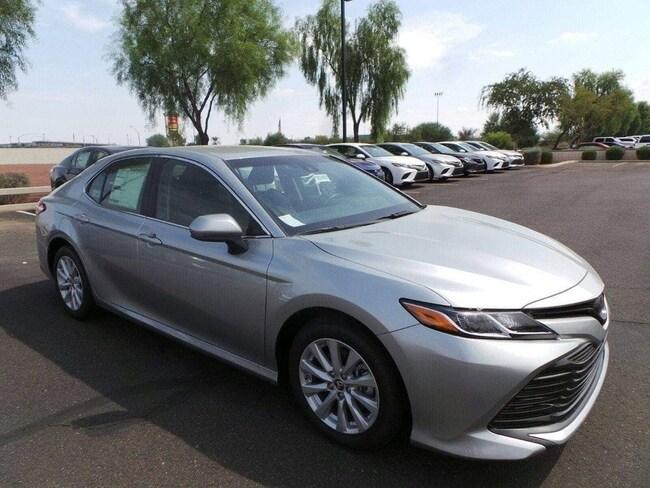 New 2018 Toyota Camry LE Sedan in Avondale, AZ