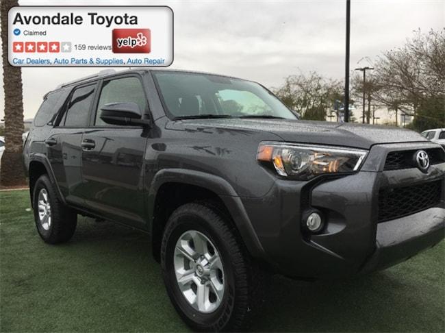New 2018 Toyota 4Runner SR5 SUV in Avondale, AZ