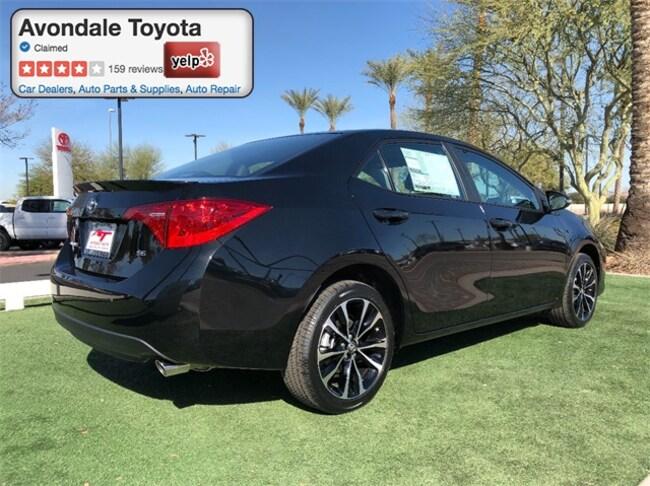 New 2018 Toyota Corolla SE Sedan in Avondale, AZ