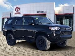 New 2020 Toyota 4Runner SR5 SUV in Avondale, AZ