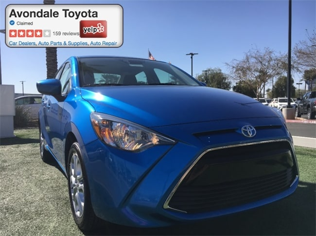 New 2018 Toyota Yaris iA Base M6 Sedan in Avondale, AZ