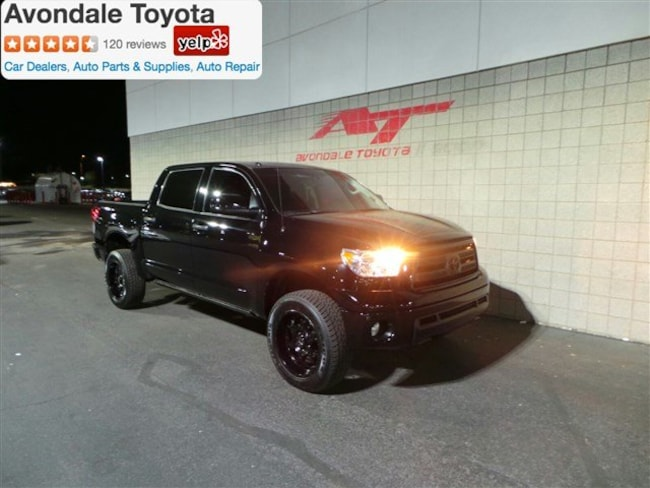 Used 2010 Toyota Tundra Limited 5.7L V8 Truck Crew Max in Avondale, AZ