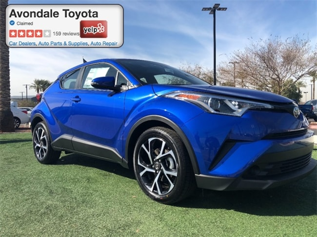 New 2018 Toyota C-HR XLE SUV in Avondale, AZ