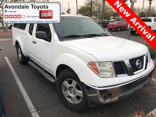 2005 Nissan Frontier SE Truck King Cab