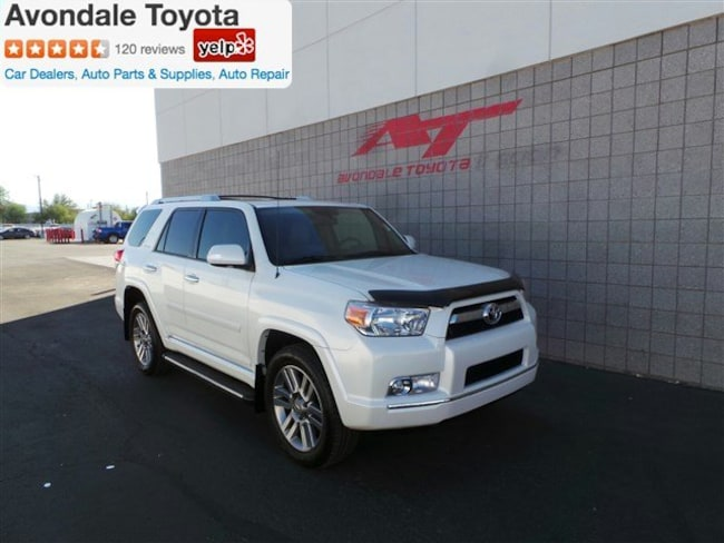 Used 2012 Toyota 4Runner Limited SUV in Avondale, AZ