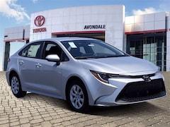 New 2021 Toyota Corolla LE Sedan in Avondale, AZ